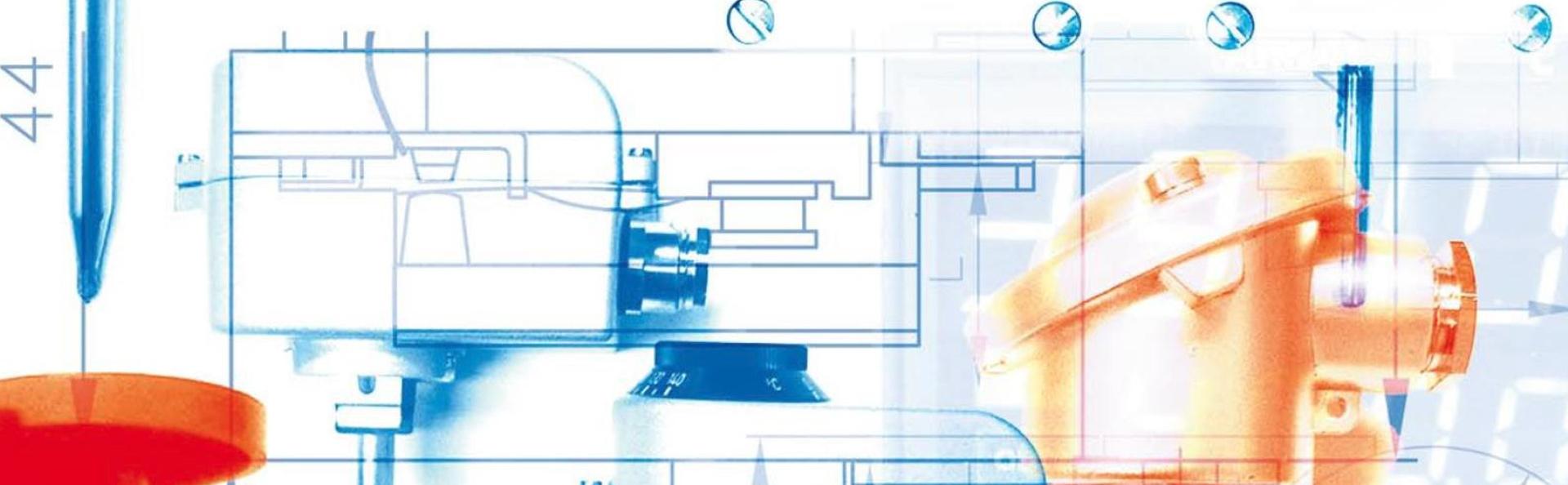 Unsere Produkte: Temperaturfühler, Temperaturregler und Zubehör